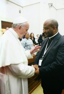 Io e il Papa