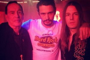 Kenneth_Anger_James_Franco_and_Brian_Butler_at_LM_Arts