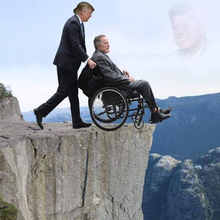 By Trump 45