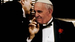 Godfather-Bergoglio