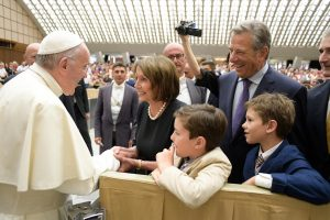 Pelosi-with-Pope-at-Vatican