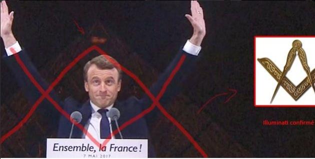 الماسونية جواد رفعت Macron-massone-4