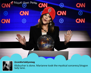 Mean Tweet Marianne Williamson